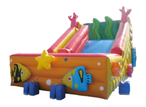 熱帯魚スライダー