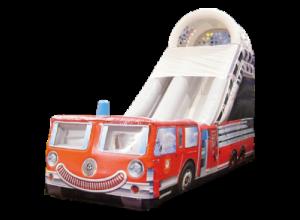 消防車スライダー